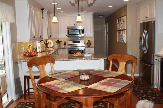Bel Air Kitchen Remodel Traditional Kitchen
