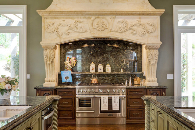 Bel Air Remodel Project Traditional Kitchen Los