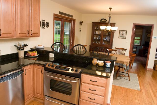 Bel Air Small Kitchen