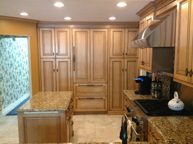 Bel Air Traditional Kitchen American Traditional