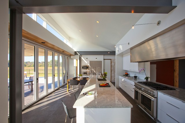Belfast Residence Modern Kitchen Cincinnati By