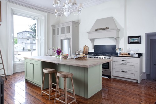 popular kitchen cabinet colors and styles - kennedy painting