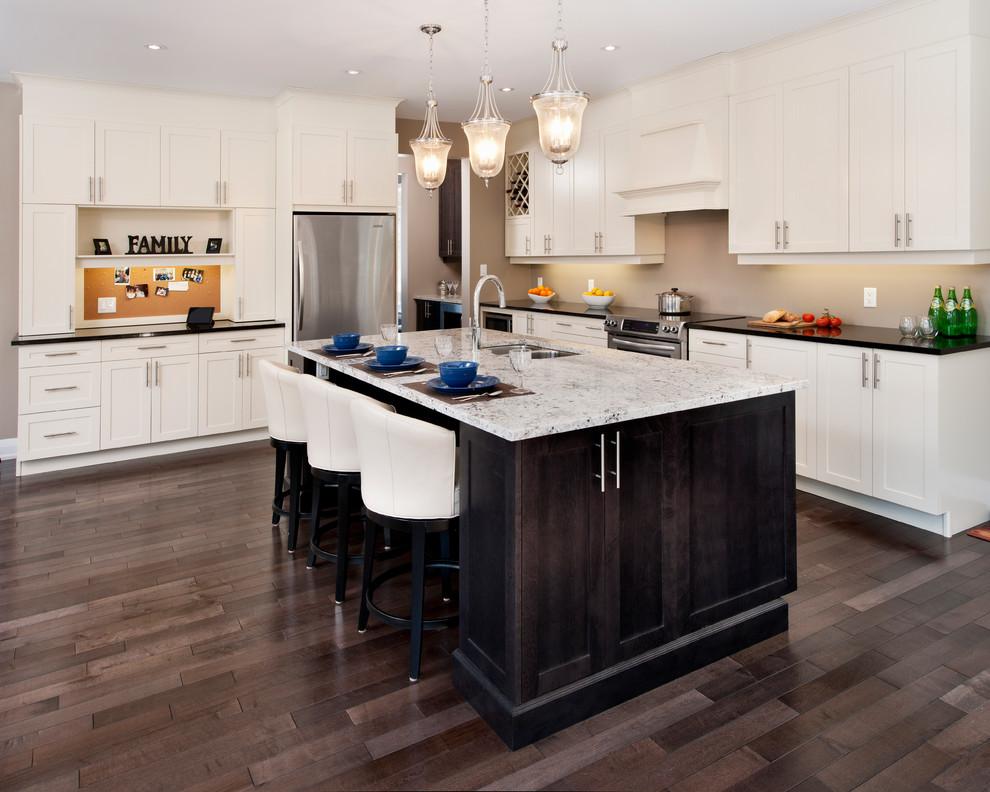 Bell Kitchen - Traditional - Kitchen - Ottawa - by ...