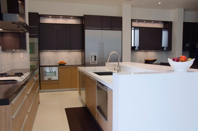Bellaire 3 contemporary kitchen houston by poggenpohl houston - Kitchen design houston ...