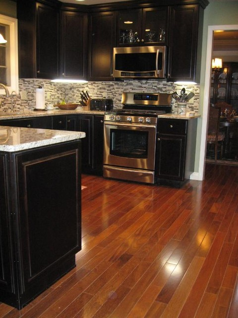 Bellawood Select Brazilian Chestnut Traditional Kitchen
