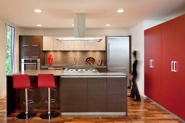 Bellevue 41st Contemporary Kitchen Seattle By