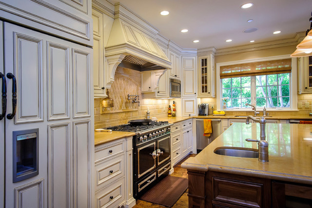 Bellevue Avenue Traditional Kitchen San Francisco