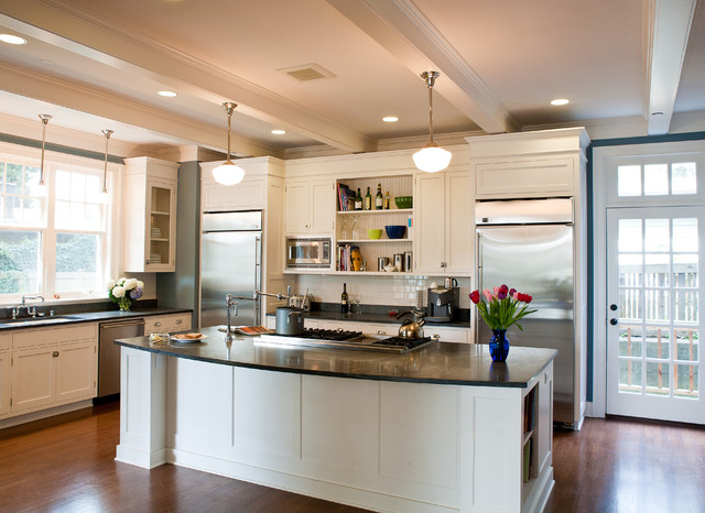 home traditional kitchen seattle by seattle custom cabinets