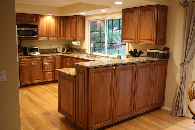 Bellevue Remodel Traditional Kitchen Seattle By