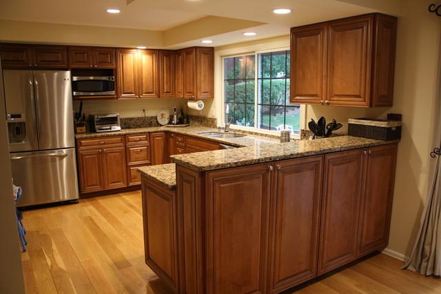 Bellevue Remodel traditional-kitchen
