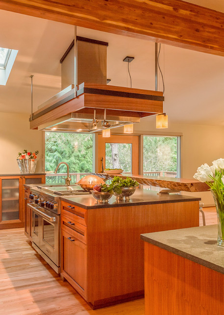 Bellevue Renovation Contemporary Kitchen Other By Bristol Design And Construction Llc