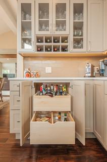 Bellevue Somerset Remodel - Transitional - Kitchen - Seattle