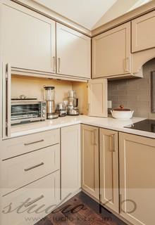 Bellevue Builders Kitchen Cabinets