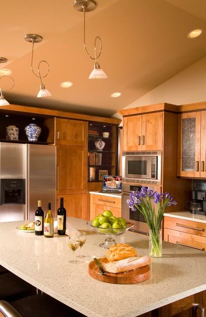 Bellevue Wilburton Park Kitchen Remodel
