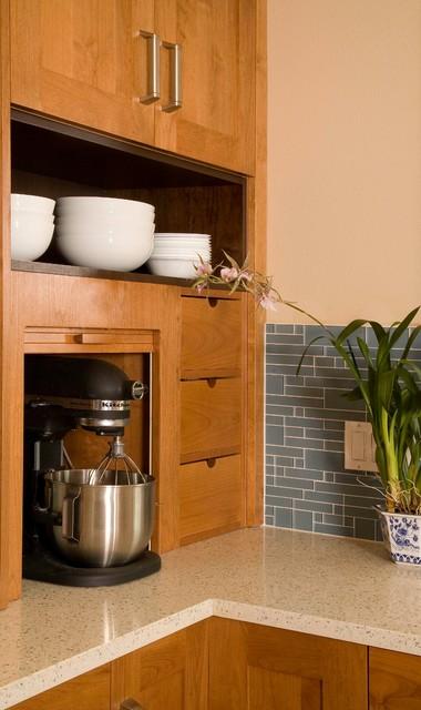 Bellevue Wilburton Park Kitchen Remodel traditional-kitchen