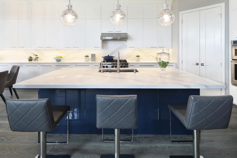 Inspiration for a modern kitchen remodel