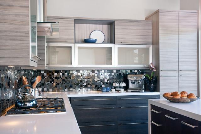 Bellmont Cabinet Co Contemporary Kitchen Seattle