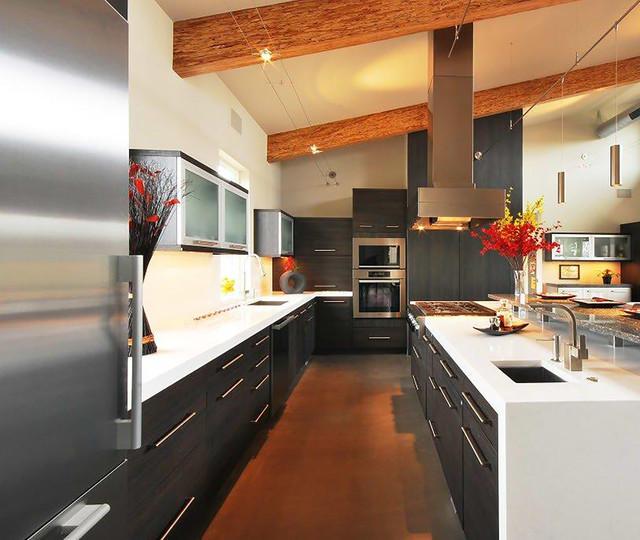 Bellmont Cabinet Co Modern Kitchen Seattle By