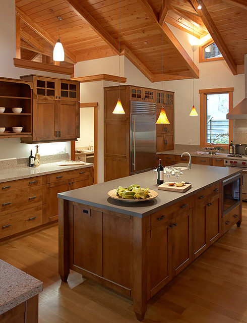 bellmont 1900 series transitional kitchen seattle