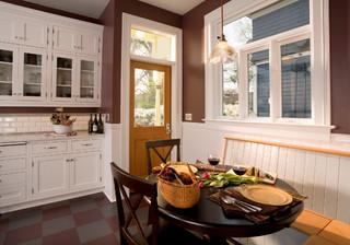 Belmont Craftsman - Contemporary - Kitchen - Portland