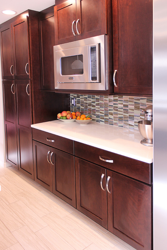 Belmont Remodel - Contemporary - Kitchen - Other - by K&W ...