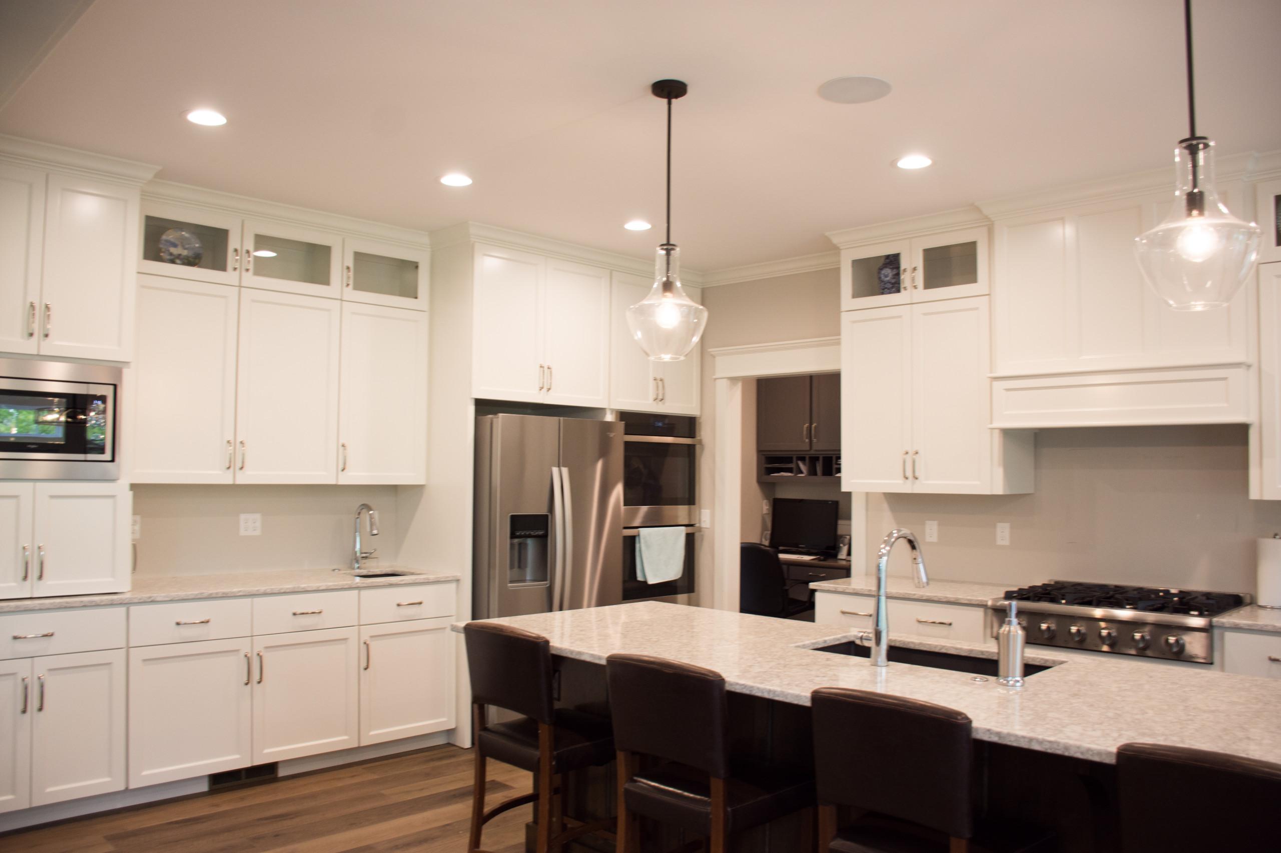 Belnap modern kitchen & dining room