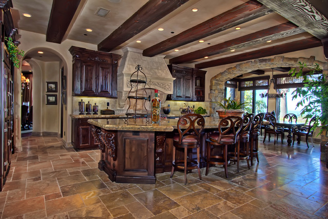 Belvedere Estates kitchen