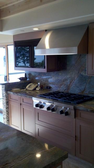 Belvedere Kitchen contemporary-kitchen
