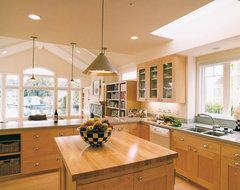 Belvedere Lagoon traditional-kitchen