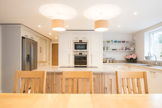 Ben Heath Bespoke Handmade Kitchen Goring Berkshire Contemporary Kitchen Berkshire