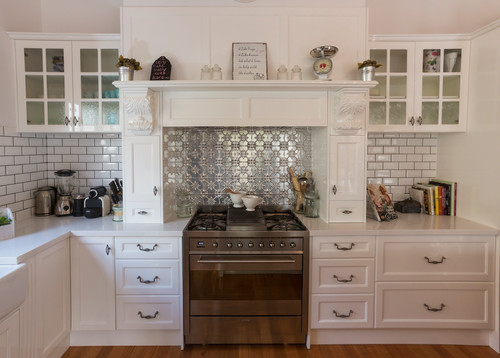 Amazing What Is Backsplash Over Range? Photo
