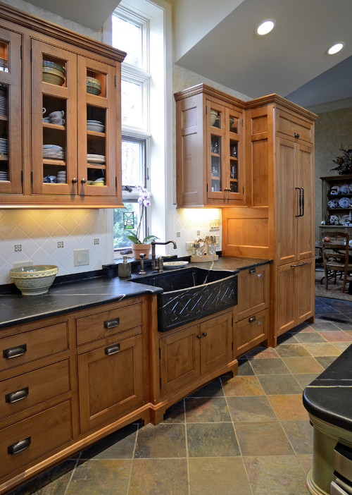120 farmhouse decor ideas you 39 ll love i mean i hope for Traditional kitchen meaning