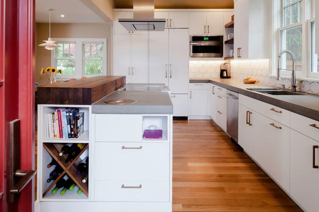 Bend Oregon Kitchen Addition and Remodel