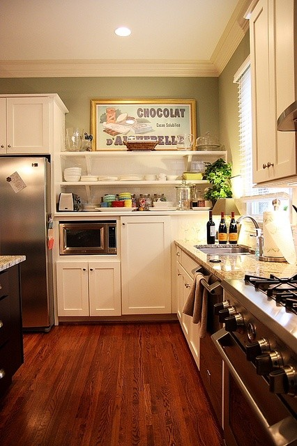 Benjamin Moore Paint Ideas - Kitchens - Traditional - Kitchen ...