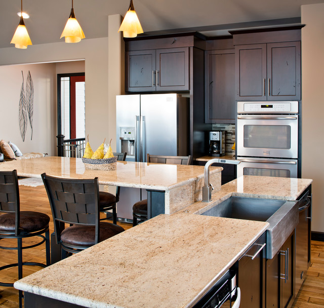 Kitchen Cabinets Factory: MODERN RUSTIC
