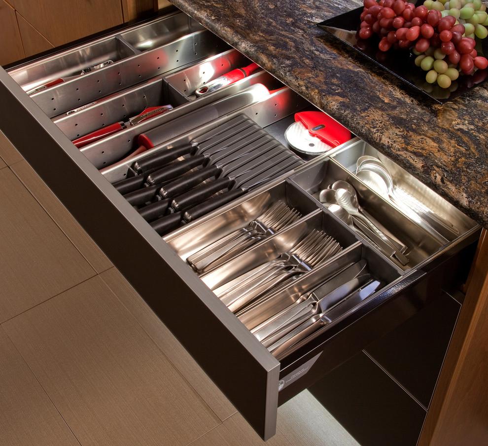 Bergen County, NJ - Cabinet Storage Ideas - Eclectic ...
