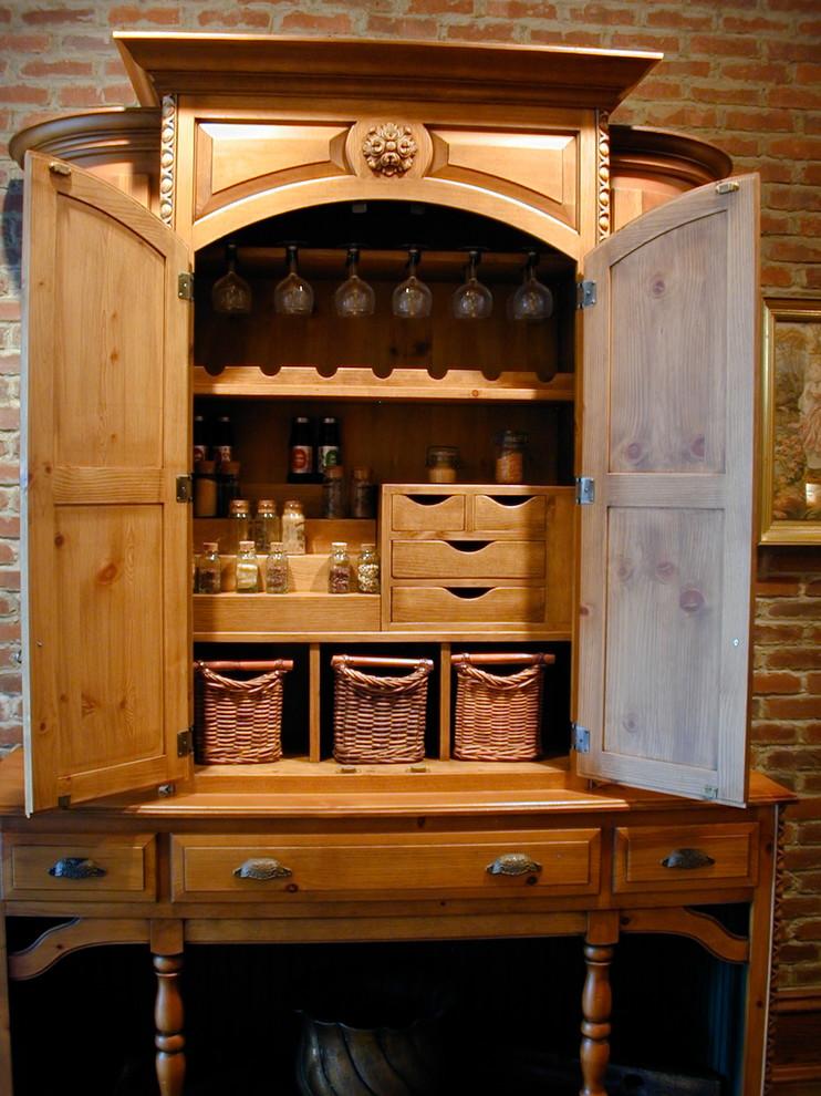 Bergen County, NJ - Cabinet Storage Ideas - Traditional ...