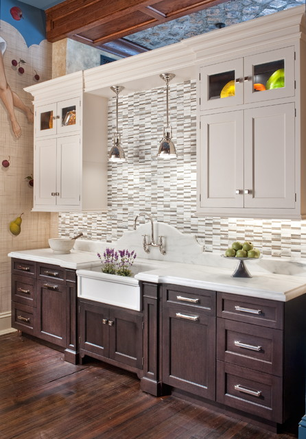 Bergen County Nj Traditional Kitchen Traditional