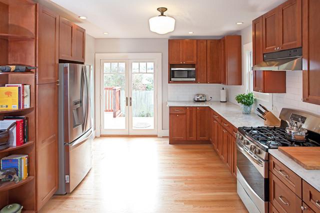 Berkeley Kitchen traditional-kitchen