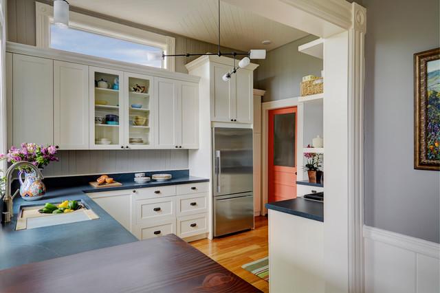 Berkeley Kitchen Remodel Transitional Kitchen