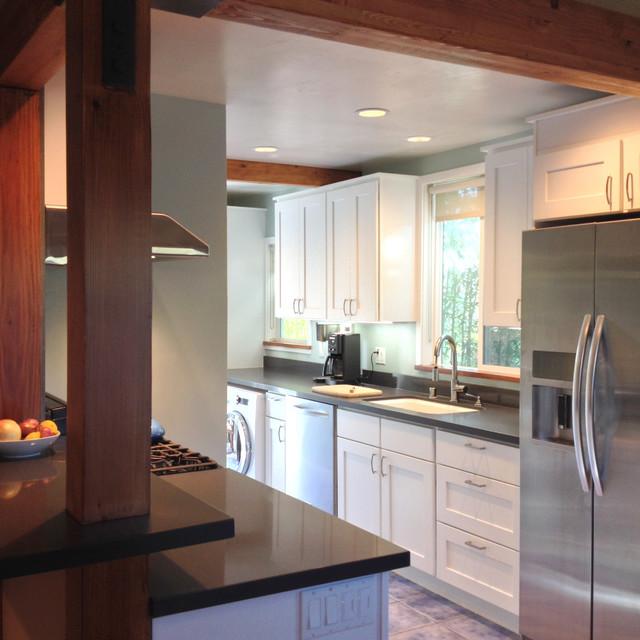 Berkeley kitchen remodel contemporary kitchen san for Kitchen cabinets berkeley