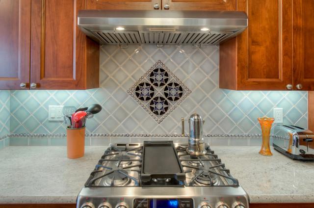 Berkeley Kitchen Remodel traditional-kitchen