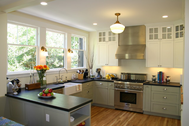 Berkeley traditional kitchen traditional kitchen san for Kitchen cabinets berkeley