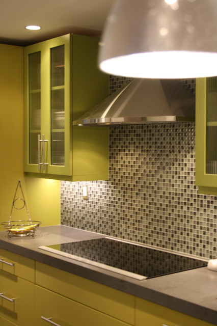 Berns Kitchen modern kitchen