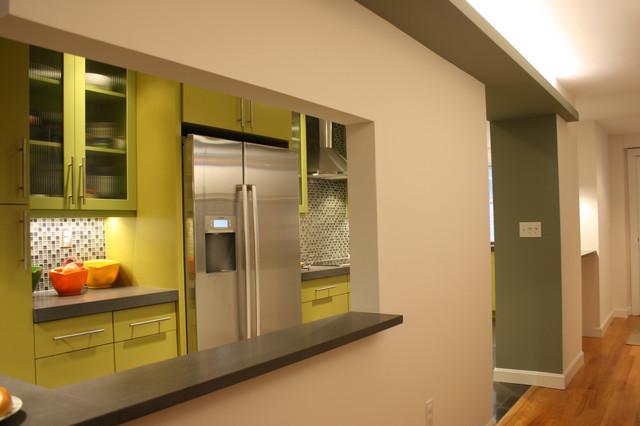 Berns Kitchen modern-kitchen