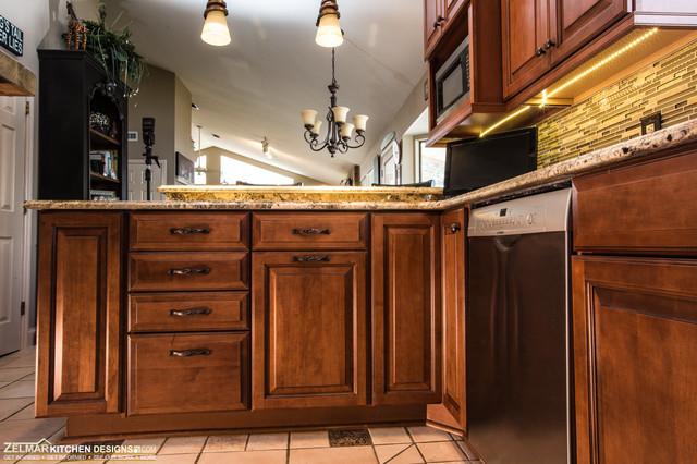 Berry (Zelmar) Kitchen Remodel traditional-kitchen