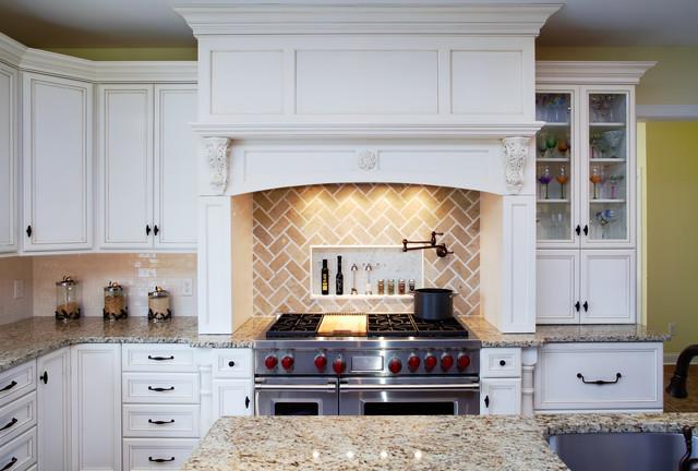 Berwyn, PA Renovation traditional-kitchen