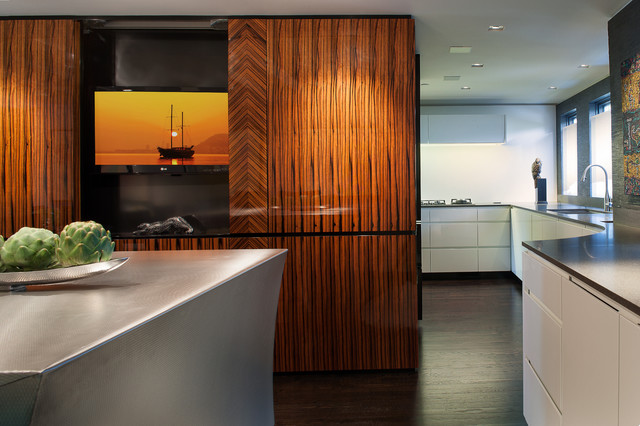 Bespoke Design Sub Zero Wolf Kdc Award Winner Modern Kitchen Other Metro By Bespoke