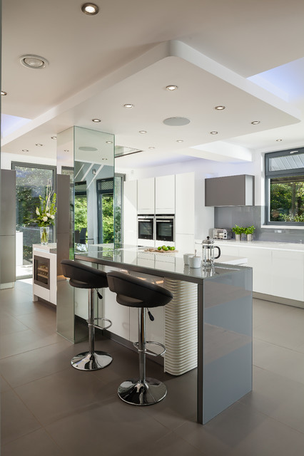 Bespoke Kitchen Design Old Heathfield Contemporary