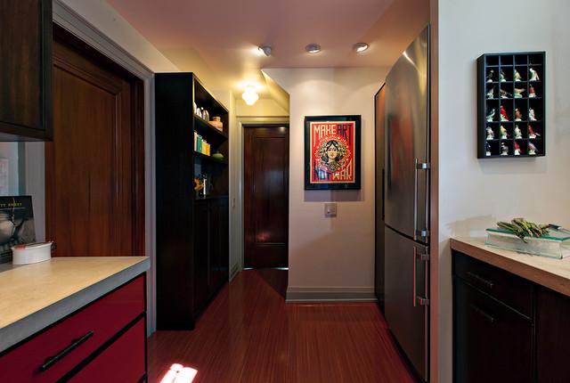 Bespoke Kitchen eclectic-kitchen